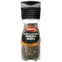 Ducros Molinillo pimienta negra 35g