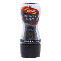 Ducros Molinet pebre negra 35g