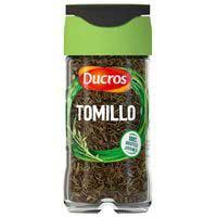 Ducros Tomillo frasco 11g