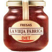 La Vieja Fábrica Mermelada de fresa diet 340g