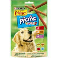 Friskies Snack picnic assortit 126g