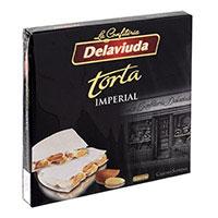 Torta Imperial suprema DELAVIUDA, caja 200 g